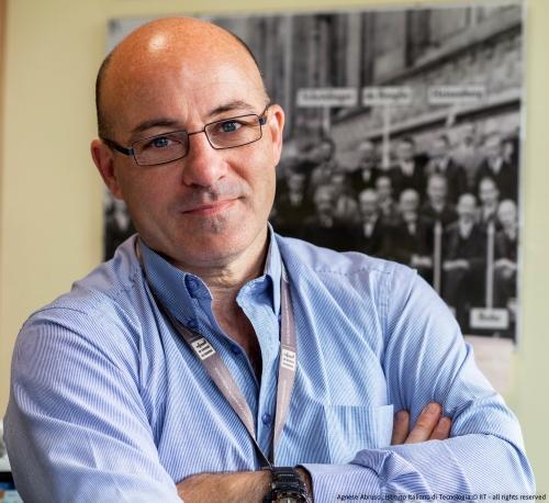 Roberto Cingolani Direttore Scientifico dell'Istituto Italiano di Tecnologia (IIT)